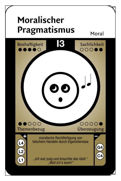 Moralischer Pragmatismus